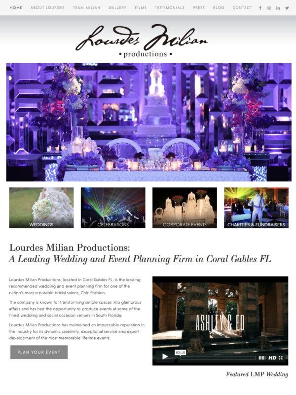 Lourdes Milian Productions