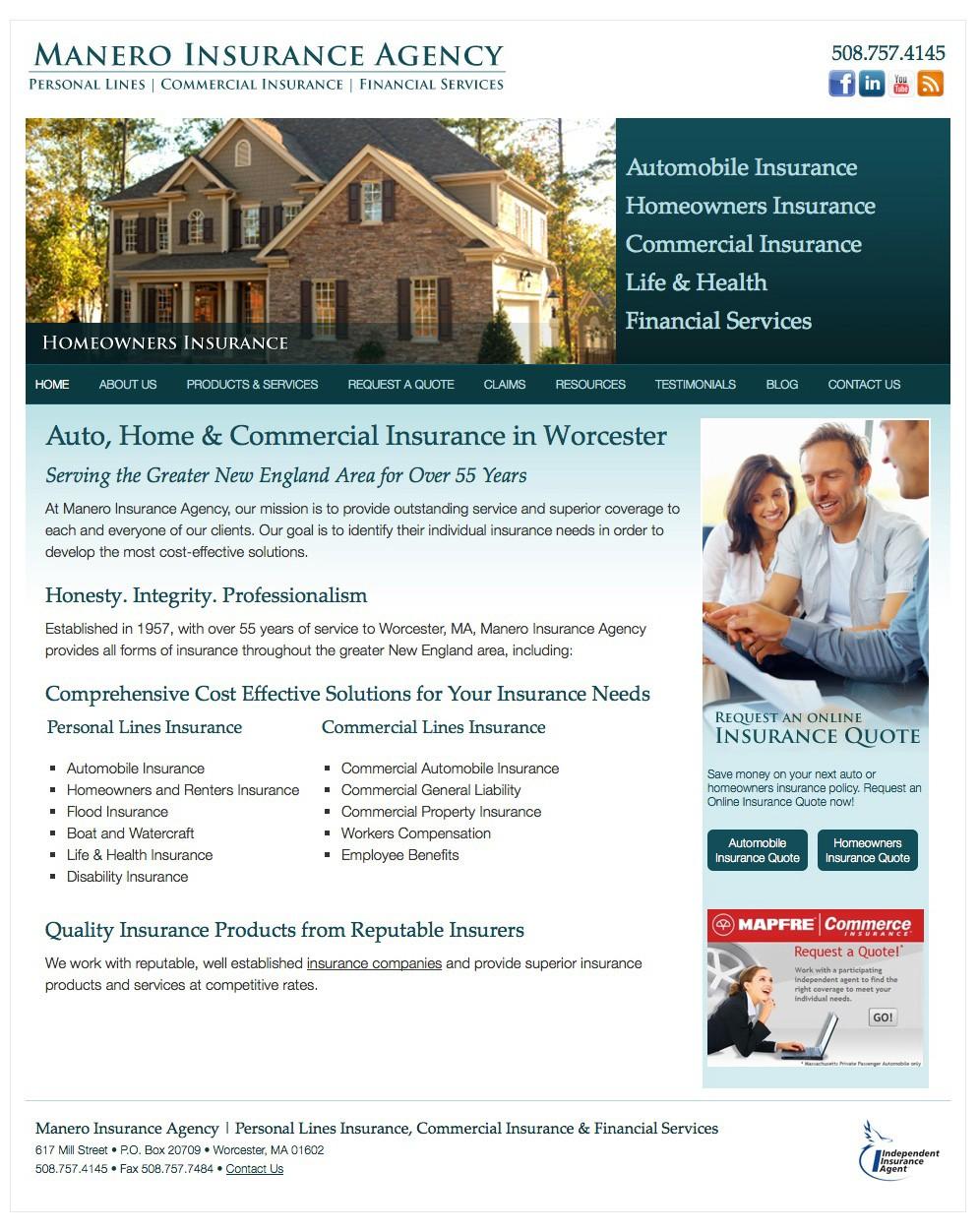 Manero-Insurance-Agency
