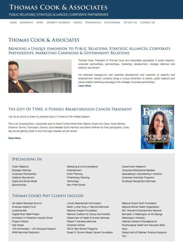 Thomas Cook Associates