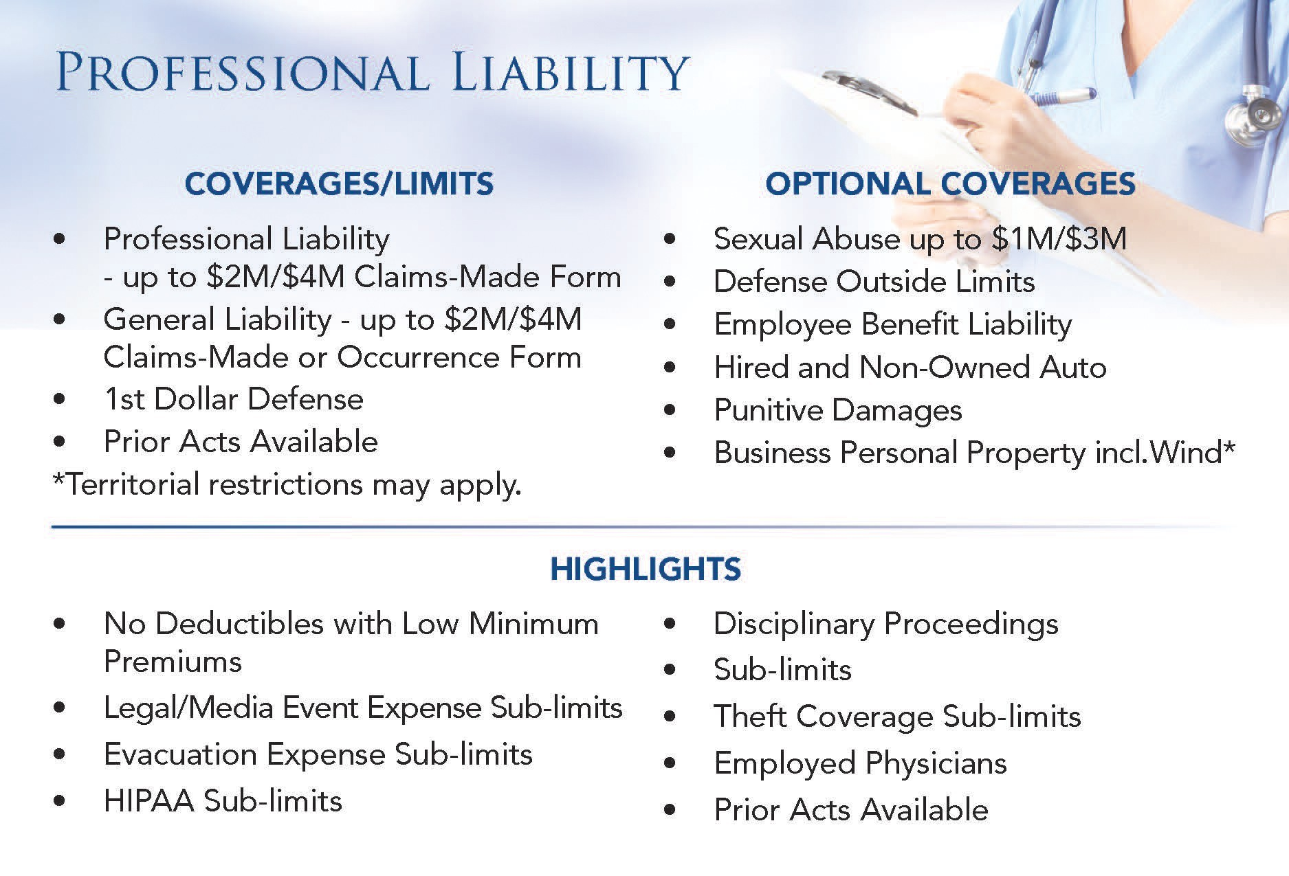 Ascendant Professional Liability