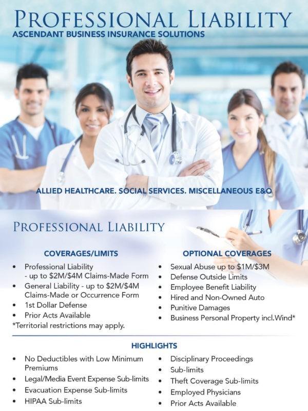 Ascendant | Professional Liability