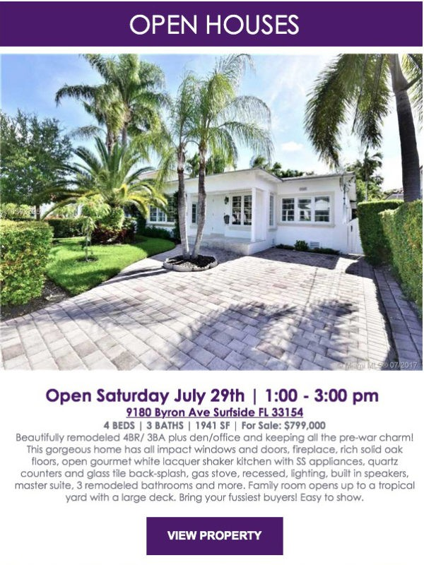 Jack Coden Group – Open House