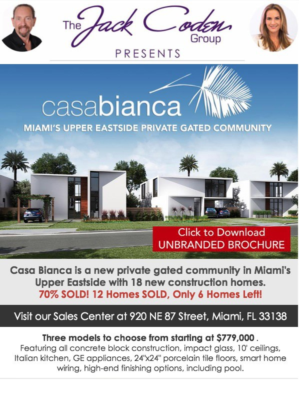 Jack Coden Group – Casa Bianca